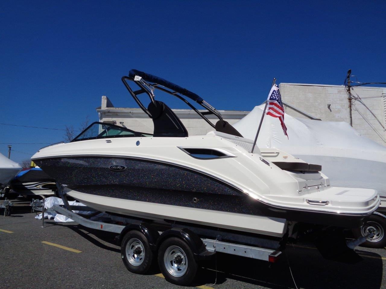 Sea Ray 250 Sdx Metallic Wow Peters Marine Service