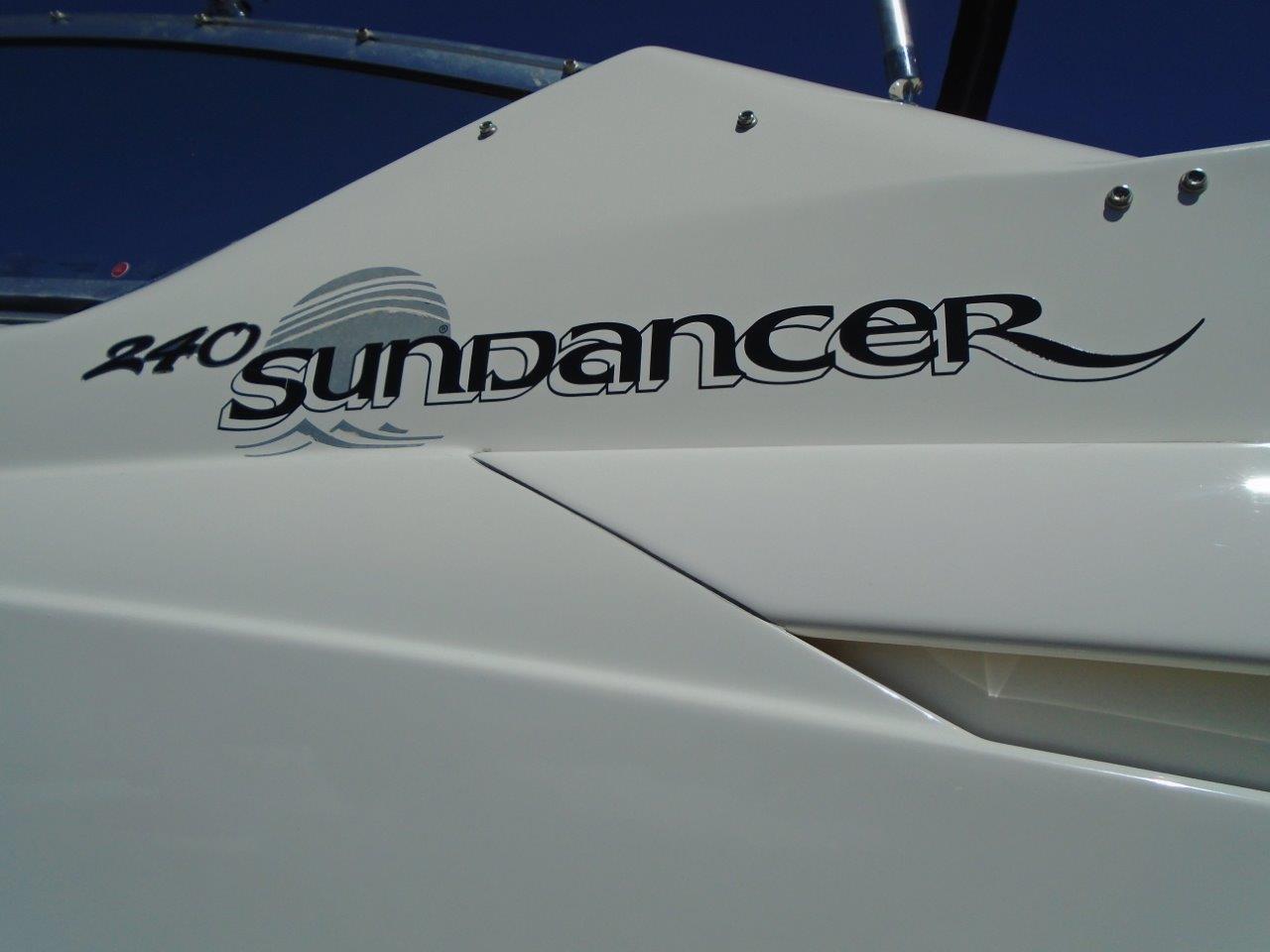 2007 Sea Ray 240 Sundancer Sleep On The Water Peters Marine